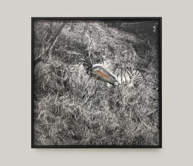 Climbing the Mountain-3 by Wu Wei contemporary artwork