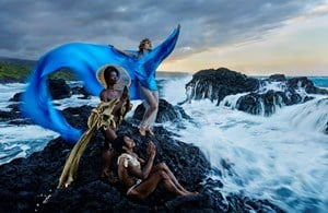 Eventide by David LaChapelle contemporary artwork