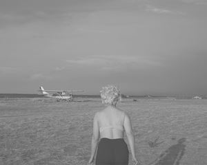Plane (Self-Portrait), Chapter 2 by Tania Franco Klein contemporary artwork