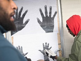Art World Abstracts: Ferguson'S Street Art In The Spotlight