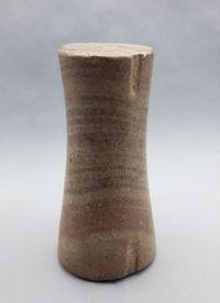 Bactrian 'pillar' or 'column' idol by Melanesia contemporary artwork sculpture