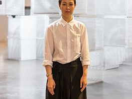 Haegue Yang Waxes Poetic About Her Exhibition with Fondazione Furla