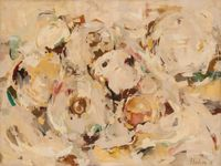 Grapefruits I by Audrey Flack contemporary artwork painting
