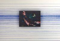 Hurakán(Inez) by Teresita Fernández contemporary artwork mixed media