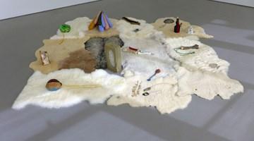 Contemporary art exhibition, Lisa Walker, Karl Fritsch and Jan van der Ploeg at Hamish McKay, Wellington