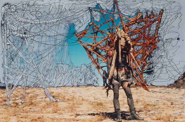 Weather Control by Kim Jones contemporary artwork