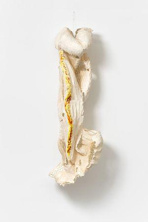 Curtains by Lynda Benglis contemporary artwork