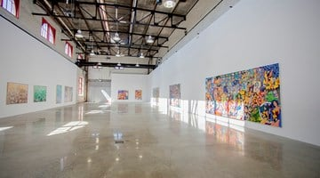 Galerie Ernst Hilger contemporary art gallery in Vienne, France