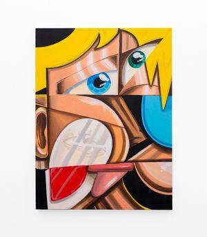 TWIN (1) by Callan Grecia contemporary artwork