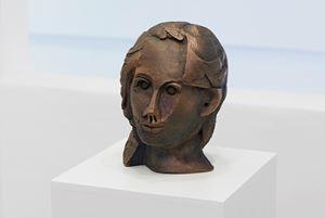 Mädchen by Sebastian Gögel contemporary artwork