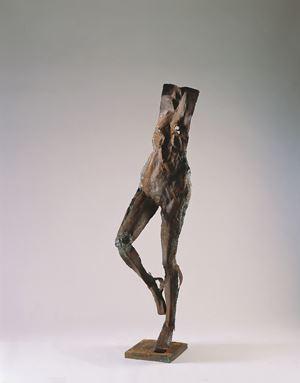 Lady by Liang-Tsai Lin contemporary artwork