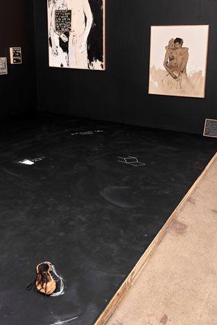Exhibition view: Brett Charles Seiler,Closet, Goodman Gallery, Johannesburg (25 January–29 February 2020). Courtesy Goodman Gallery.