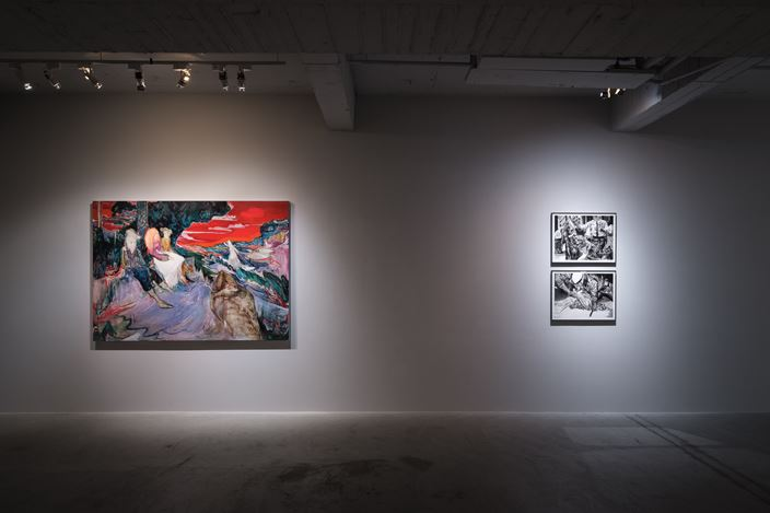 Exhibition view: And Life Goes On, Mind Set Art Center, Taipei (16 May–27 June 2020). Courtesy Mind Set Art Center.