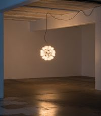 cite/sight/site by Cerith Wyn Evans contemporary artwork installation