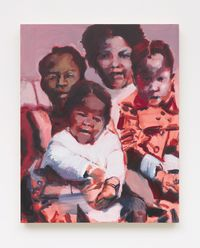 Kindred by Wangari Mathenge contemporary artwork painting