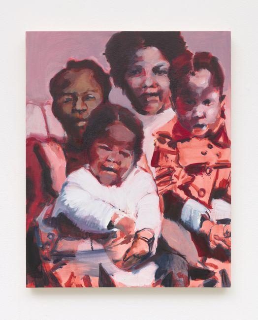 Kindred by Wangari Mathenge contemporary artwork