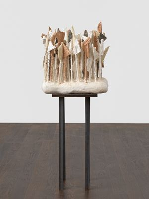 untitled: memorialplace; 2020 lockdown 5d by Phyllida Barlow contemporary artwork