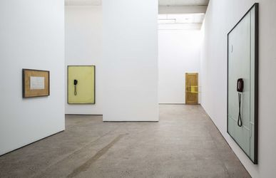 Exhibition view: Martin Boyce,No Clouds or Streams No Information or Memory, Modern Institute, Aird's Lane, Glasgow (17 September–23 October 2021). Courtesy the Artist and The Modern Institute/Toby Webster Ltd, Glasgow. Photo:Keith Hunter.