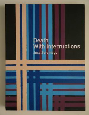 Death with Interruptions / Jose Saramago by Heman Chong contemporary artwork