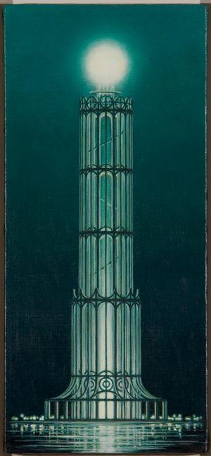 Light Structures-11 by Minoru Nomata contemporary artwork