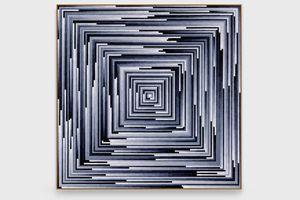 Circuito tonal em progressão crescente II by José Patrício contemporary artwork