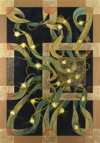 Omnium Gatherum 56 by Julia Morison contemporary artwork painting