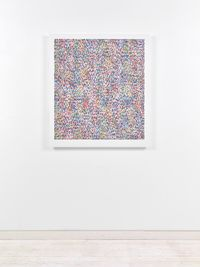 Elliptical Variant II by James Hugonin contemporary artwork painting