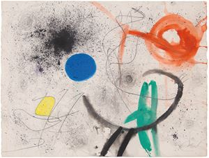 Paysage III, 73-77 by Joan Miró contemporary artwork