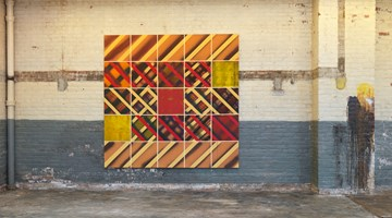 Contemporary art exhibition, Sean Scully, Circa 70 at 16-13 Stephen Street, Ridgewood, Queens, 547 W 25th St, New York