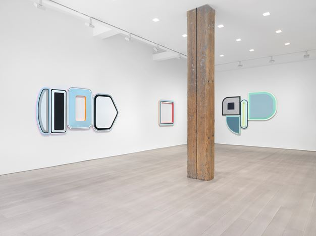 Exhibition view: Beverly Fishman,I Dream of Sleep, Miles McEbery Gallery,525 West 22ndStreet, New York (10 September–10 October 2020). Courtesy Miles McEnery Gallery.