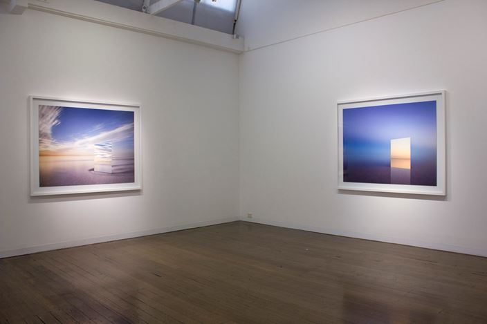 Exhibition view: Murray Fredericks, Vanity, Arc One Gallery, Melbourne (19 April–27 May 2017). Courtesy Arc One Gallery.