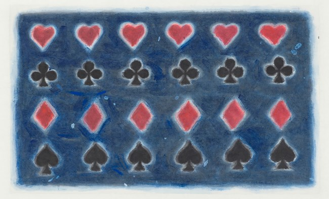 Poker 2 by Wu Yiming contemporary artwork