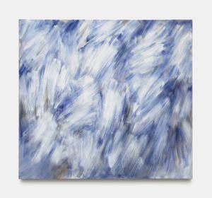 Frei rhythmisch by Raimund Girke contemporary artwork