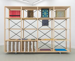 Panels and Archived by Matts Leiderstam contemporary artwork