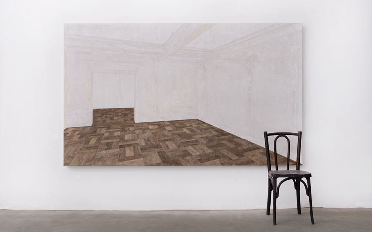 In Waiting: Works produced in isolation