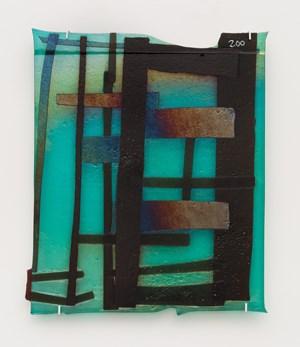 Small Bond No. XLVIII by Sam Moyer contemporary artwork