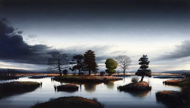 In A Night Season by Alexander McKenzie contemporary artwork