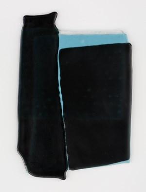 Small Bond No. II by Sam Moyer contemporary artwork