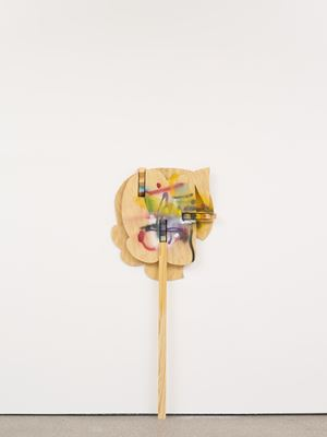 Story XII by Richard Tuttle contemporary artwork