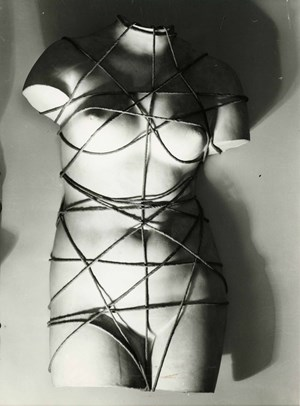 Venus Restaurée by Man Ray contemporary artwork