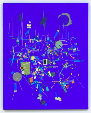 No mystery, only symphony by Bart Stolle contemporary artwork