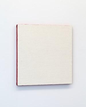 White Monochrome by John Nixon contemporary artwork