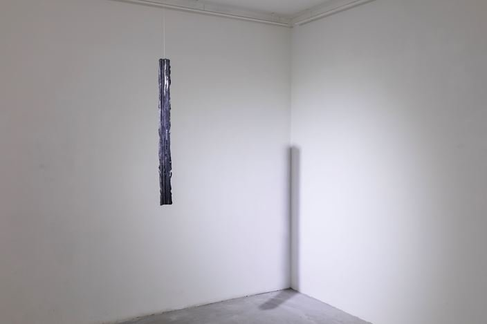 Exhibition view: Pang Tao and Lin Yan, A Material Lineage 時間譜:龐濤與林延, Pearl Lam Galleries, Shanghai (23 March – 31 August 2019). Courtesy Pearl Lam Galleries.
