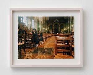 saint augustin/paris/2017 by fumiko imano contemporary artwork