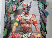 James Ostrer explores race, greed and the tribal elite in his new show opening next week.