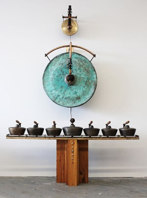 Mantera Hijau by Aaron Taylor Kuffner contemporary artwork