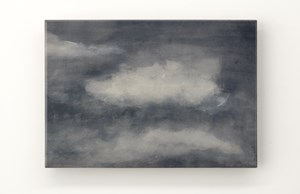 Cloud Study L by Todd McMillan contemporary artwork