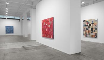 Samuel Levi Jones at Galerie Lelong, New York