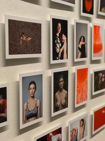 Exhibition view: Elinor Carucci, Midlife, Gallery FIFTY ONE TOO, Antwerp (7 December 2019–1 February 2020). Courtesy Gallery FIFTY ONE TOO.