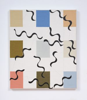 Interior I by Selina Foote contemporary artwork